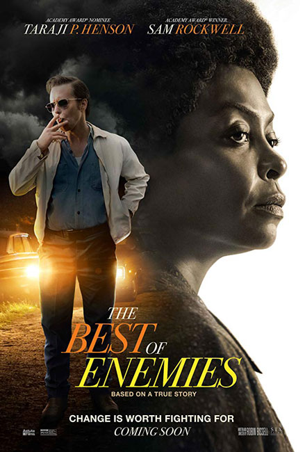 Лучшие враги / The Best of Enemies (2019) WEB-DLRip | HDRezka Studio