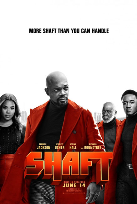 Шафт / Shaft (2019) WEB-DLRip | Лицензия