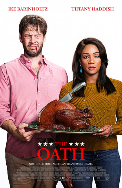 Присяга / The Oath (2018) BDRip | HDRezka Studio