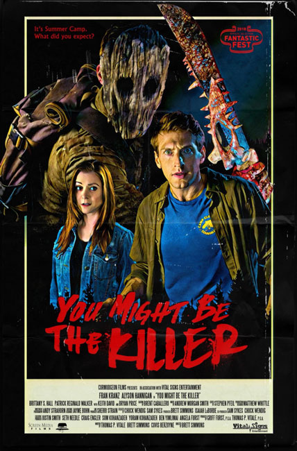 Ты, должно быть, убийца / You Might Be the Killer (2018) BDRip | HDRezka Studio