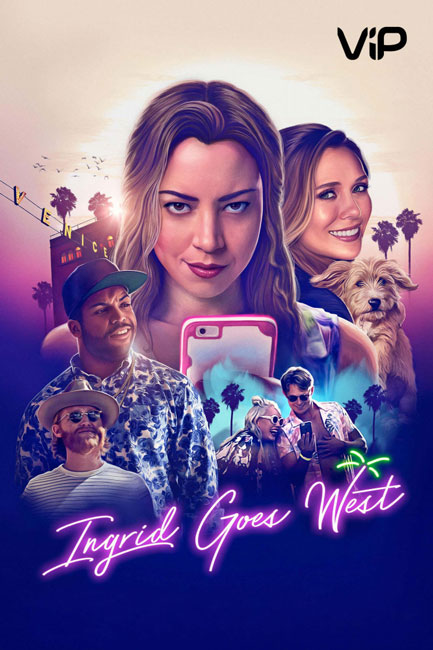 Ингрид едет на Запад / Ingrid Goes West (2017) BDRip | ViP Premiere