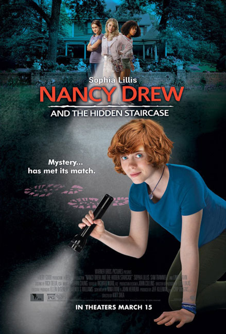 Нэнси Дрю и потайная лестница / Nancy Drew and the Hidden Staircase (2019) BDRip | HDRezka Studio