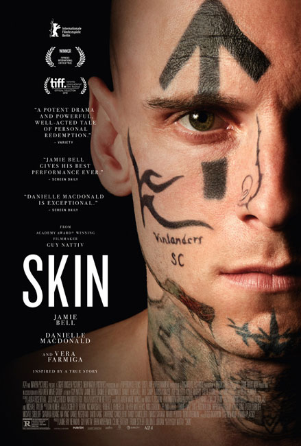 Скин / Skin (2018) WEB-DLRip | iTunes