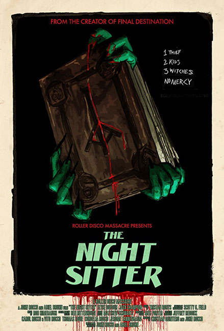 Няня / The Night Sitter (2018) WEB-DLRip