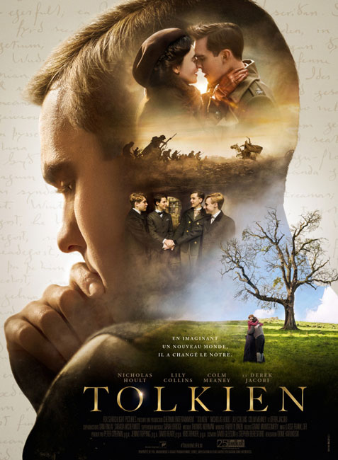 Толкин / Tolkien (2019) BDRip | iTunes