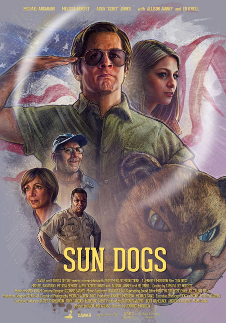 Солнечные псы / Sun Dogs (2017) WEB-DLRip | HDrezka Studio
