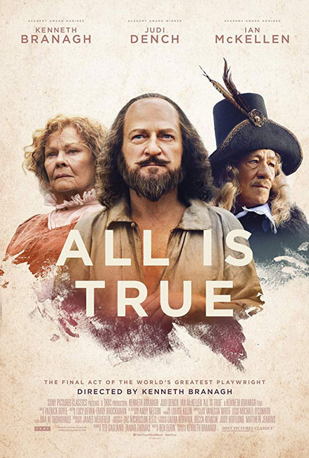 Чистая правда / All Is True (2018) WEB-DLRip | iTunes