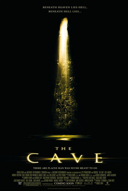 Пещера / Грот / The Cave (2005) BDRip