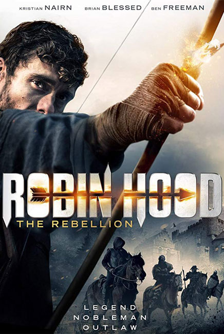 Робин Гуд: Восстание / Robin Hood: The Rebellion (2018) WEB-DLRip