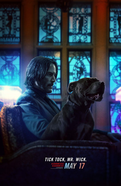 Джон Уик 3 / John Wick: Chapter 3 - Parabellum (2019) Ultra HD | 4K