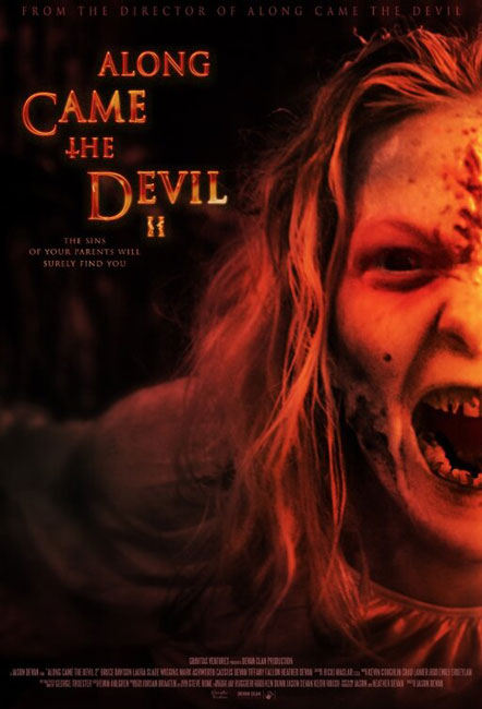 Назови имя своё 2 / Along Came the Devil 2 (2019) WEB-DLRip