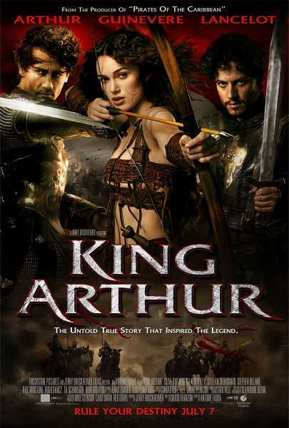 Король Артур / King Arthur (2004) BDRip