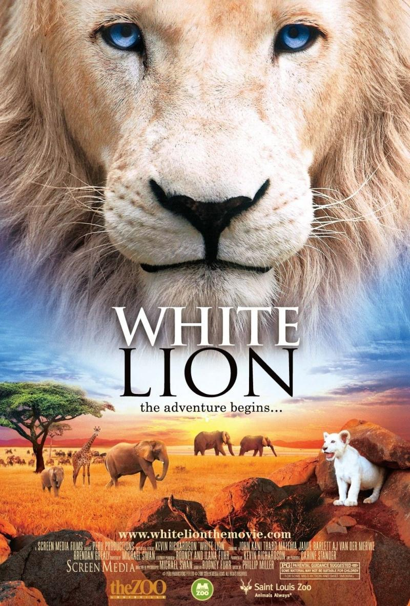 Белый лев / White Lion (2010) BDRip