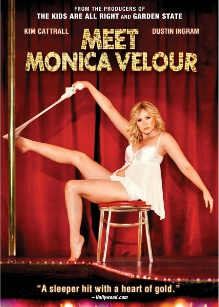 Я и Моника Велур / Meet Monica Velour (2011) HDRip