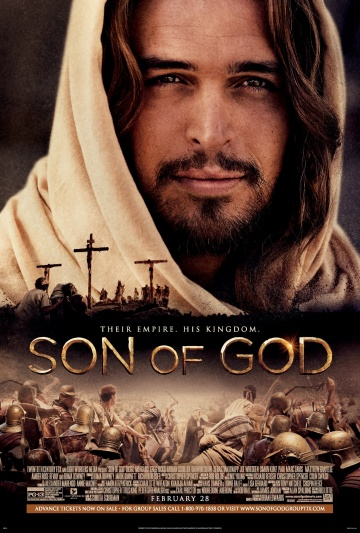 Божий Сын / Son of God (2014) WEBRip