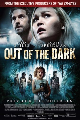 Из темноты / Out of the dark (2015) WEB-DLRip